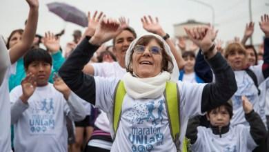 Photo of UNLaM: Pese a la lluvia, más de 8.000 personas corrieron el maratón solidario