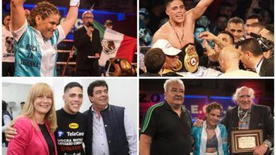 Photo of Boxeo La Matanza: Brian Boxi y Sabrina Pérez se consagraron campeones mundiales