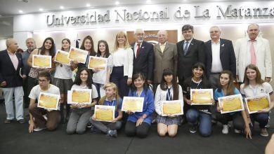 Photo of UNLaM: Se entregaron los premios Esperanzas de la Patria