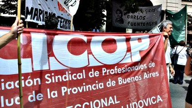 Photo of CICOP: Hoy jornada de lucha y asambleas en todos los hospitales bonaerenses