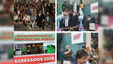 Photo of La Tablada y Lomas del Mirador: Actos oficiales de egreso Fines Dos – Distrital Uno