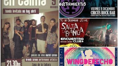 Photo of #LaBata: Festivales y mucho rock para el último fin de semana largo de 2016
