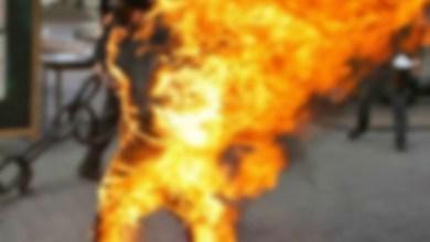 Photo of Isidro Casanova: Una mujer se prendió fuego y se degolló con un plato roto