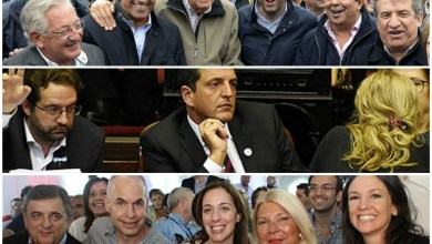 Photo of Elecciones 2017: Peronismo, Frente Renovador y Cambiemos discuten candidatos