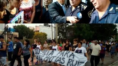Photo of Crimen en Casanova: masiva marcha a la comisaría de San Alberto en reclamo de seguridad