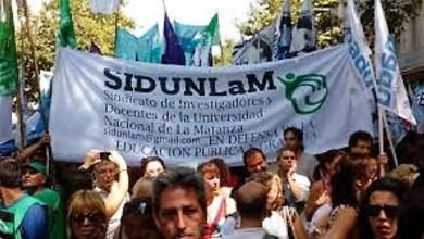 Photo of Urgente: Despidos y persecución en la Universidad Nacional de La Matanza