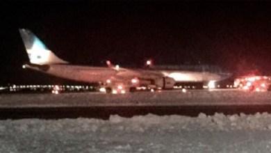 Photo of Aerolíneas Argentinas: Se incendió el motor de un avión