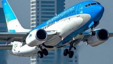 Photo of Aerolíneas Argentinas alcanzó su récord histórico de pasajeros transportados en enero