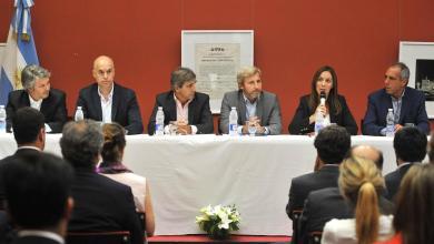 Photo of María Eugenia Vidal y el acuerdo para combatir el narcotráfico