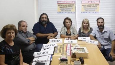 """Photo of Intransigencia oficial: Los docentes bonaerenses avizoran """"un camino de conflicto"""""""