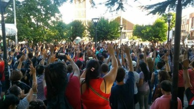 Photo of Suteba Matanza: Viernes de paro, plenario provincial, marcha en los barrios y radio abierta