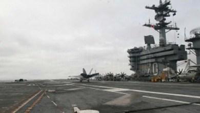 Photo of EEUU: Anunció que el portaaviones llegará antes de fin de mes