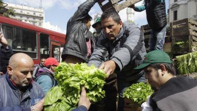 Photo of Los productores volvieron a regalar 40 mil kilos de verdura