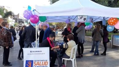 Photo of Promoción por el Día de la Hipertensión y la Semana del Parto Respetado