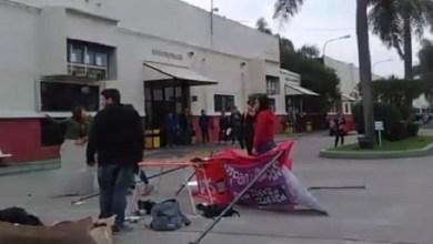Photo of Masivo repudio a la agresión de seguridad privada a estudiantes en la Universidad de La Matanza