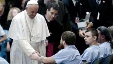 Photo of Once presos almorzarán el sábado con el Papa