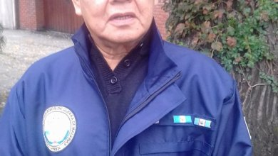 Photo of VGM Juan Domingo Frías lamenta situación de encarcelamiento del héroe de Malvinas TTe Cnel (r) Emilio Nani.