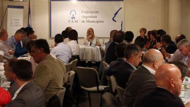Photo of Magario presidió la asamblea ordinaria de la FAM