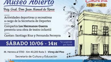 Photo of Ciclo Museo Abierto: Teatro y música en una nueva jornada
