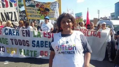Photo of Docentes matanceros vuelven a paro este viernes
