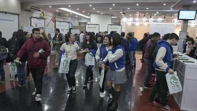 Photo of Gran convocatoria: Más de trece mil jóvenes participaron de la Feria Educativa en la UNLaM