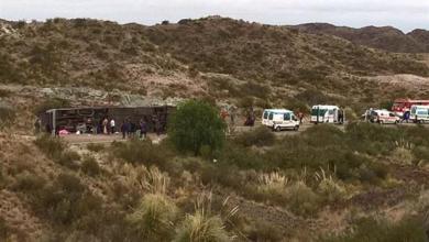 Photo of Accidente en Mendoza: El chofer gritó :»¡Me quedé sin frenos!»