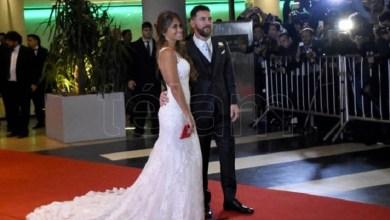 Photo of Messi y Antonella  ya son marido y mujer
