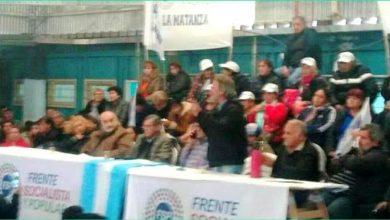 Photo of El Frente Socialista y Popular presentará a sus precandidatos en Ramos