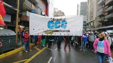 Photo of Movilización: La CCC realizó una jornada nacional por #Niunpibemenos por la #droga