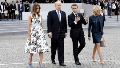 Photo of Macron a Trump: «Nada separará jamás a nuestros países»