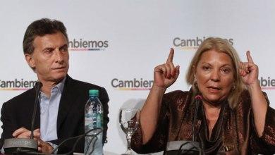 Photo of Carrió cerrará la campaña con el presidente Macri
