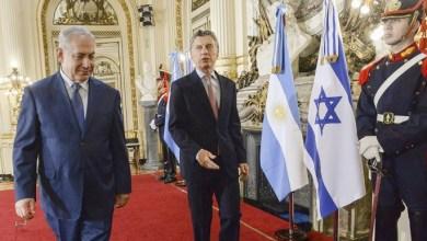 Photo of Acuerdo de Macri y Netanyahu