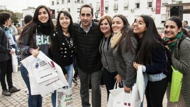 Photo of Más de 2.500 alumnos de Morón participaron de la Expo Joven 2017 en Morón