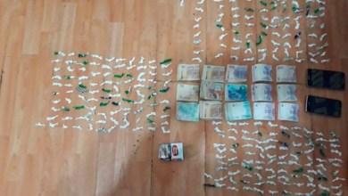 Photo of Detuvieron a una pareja que vendía droga en la calle