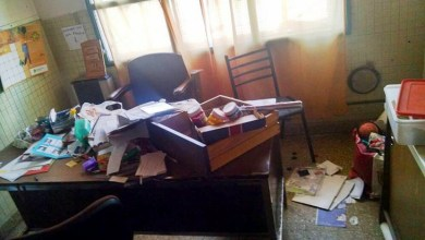 Photo of González Catán: Roban y vandalizan dos escuelas del barrio El Talita