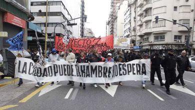 Photo of Marcha y protesta para exigir la declaración de emergencia social