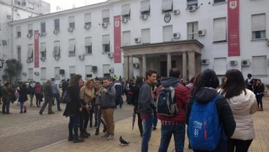 Photo of Evacuaron el Municipio de Morón por amenaza de bomba
