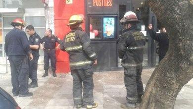 Photo of Otra amenaza de bomba, fue en una sucursal del Banco Galicia