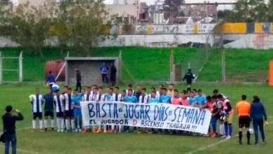 Photo of Futbolístas del ascenso exigen no jugar más los días de semana