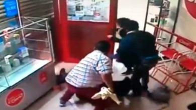 Photo of Robo violento a un local de celulares en Santa Fé