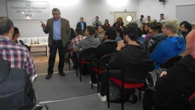 Photo of Jornada informativa: La UNLaM, sede de un encuentro que busca fomentar la capacitación de programadores