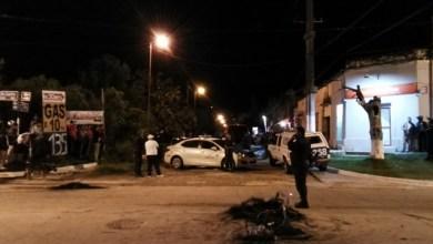 Photo of Quiso impedir una protesta a los tiros, terminó abatido