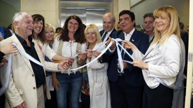 Photo of Se inauguraron las nuevas obras del primer piso del Policlínico Municipal