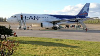 Photo of Se realizó el primer vuelo que une de forma directa a Neuquén con Santiago de Chile