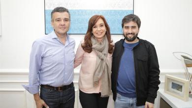 Photo of Cristina Kirchner en Hurlingham