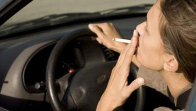 Photo of Proyecto para multar a quienes fuman mientras conducen en Provincia