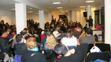 Photo of Resoluciones del plenario de delegados con mandatos del Suteba La Matanza
