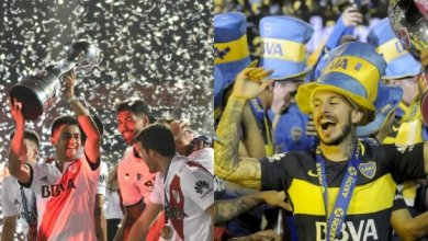Photo of Supercopa: Boca y River se enfrentarían en marzo