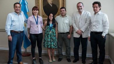 Photo of Finocchiaro y Sanchez Zinny, estuvieron junto a estudiantes de La Matanza