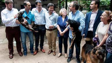 Photo of Tagliaferro y Valenzuela firmaron un convenio para la continuidad del Refugio Palomar